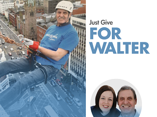 Just Give for Walter