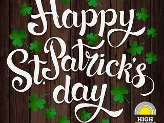 High Street Mall wishes you a Happy St. Patrick's Day!