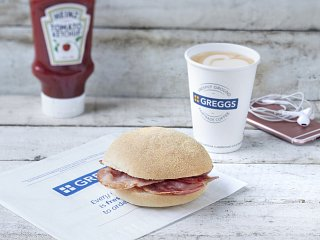 Greggs comes to High Street Mall