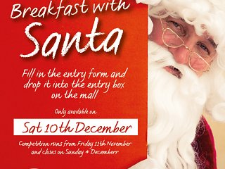 WIN Breakfast with Santa Competition