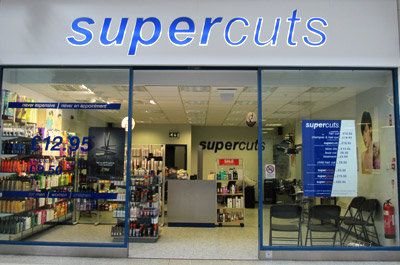 55 reviews of Supercuts